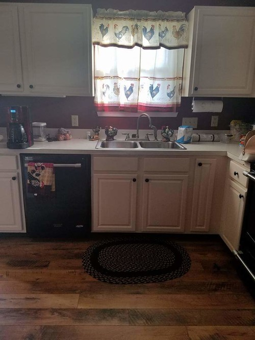 Layout ideas for 10x11 kitchen