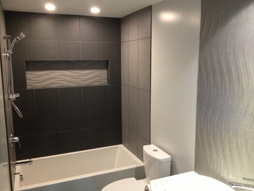 Tubshower Fixtures Go On The Same Or Opposite Wall As