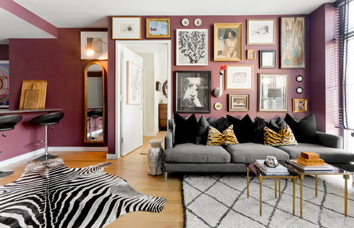 small rectangle living room decorating ideas 2 led strip lighting how to make your look larger