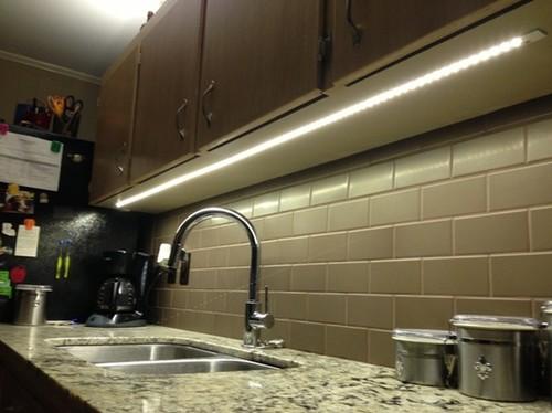 Wiring Under Cabinet Lighting Direct