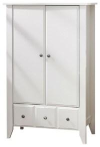 Bedroom Living Room Storage Cabinet Wardrobe Armoire in