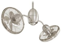 """Minka Aire Gyrette 36"""" Ceiling Fan With Remote Control ..."""