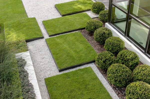 modern landscaping - landscape