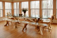 Branch Dining Table - Rustic - Dining Room - Other - by ...