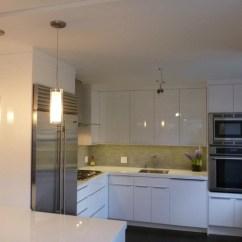 Metal Kitchen Cabinets For Sale Beautiful Rugs Ikea Abstrakt White Custom In Manhattan - Modern ...