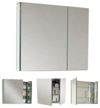 Fresca FMC8010 40 Inches Wide Bathroom Medicine Cabinet ...