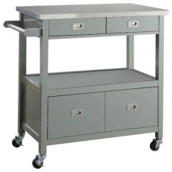 Kitchen Carts Commercial Door Sydney Cart Transitional Islands And