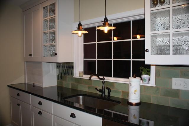 1920s Farmhouse Kitchen Remodel Traditional Kitchen
