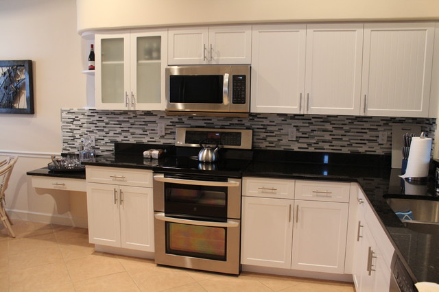 kitchen cabinets naples fl stainless steel wall panels commercial cabinet refacing in naples, - contemporary ...