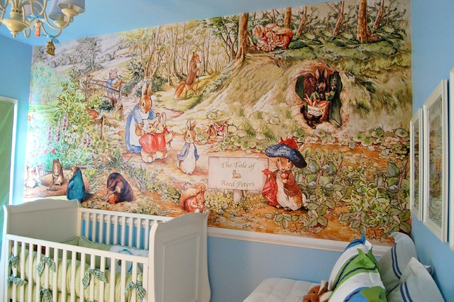 Beatrix Potter Nursery Bedding Lends Itself Well To A Baby Themes And Jemima Puddleduck Is Favorite In Neutral Design