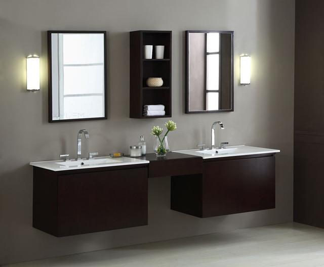 Floating Bathroom Vanities  Los Angeles  by Vanities for Bathrooms