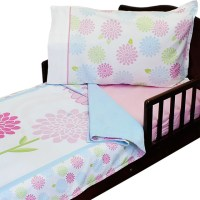 Fairy Flowers, Toddler Bedding Set - Toddler Bedding - by ...