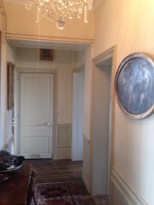 Couleur peinture couloir