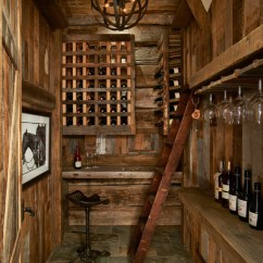 Small Side Chairs For Living Room Center Tables Designs Modern Rustic Retreat - Wine Cellar Denver By ...