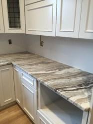 quartzite fantasy granite brown backsplash countertops countertop kitchen go marble cabinets kitchens outdoor dark which floors flooring need counters epoxy