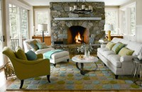 Area Rugs - Transitional - Living Room - Other - by ...