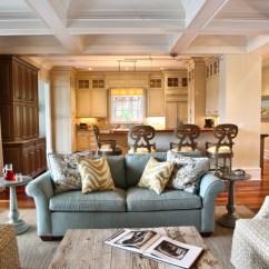 Zebra Print Office Chair Jumbo Bean Bag Chairs Kiawah Family Home - Beach Style Living Room Charleston By Margaret Donaldson Interiors