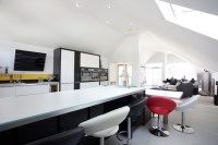 Truro Apartment - Contemporary - Kitchen - south west - by ...