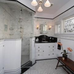 Undermount Corner Kitchen Sink Latest Trends In Flooring Victorian Bath - Bathroom San Francisco By ...