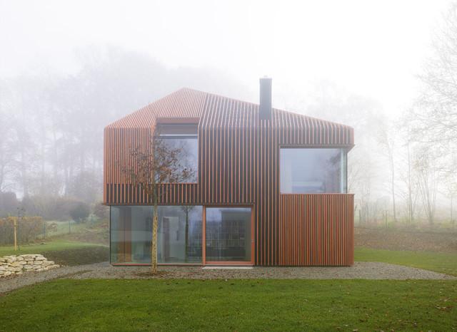 11x11 House exterior