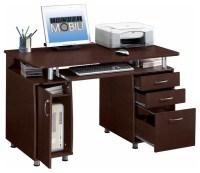 Shop Houzz   Techni Mobili Complete Computer Desk ...