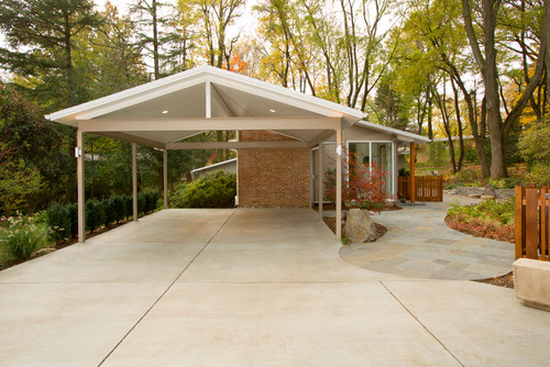 Cool Carport Ideas That Ll Put Garages To Shame For Raleigh Real