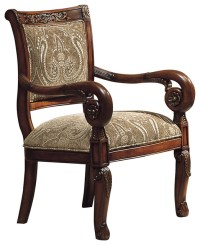 Vernon Occasional Chair - Victorian - Armchairs And Accent ...