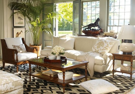 9 Ways To Bring Home A Little British Colonial Style