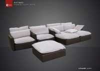 LUXURY MEDIA ROOM SOFAS - Modern - Sofas - Other - by ...