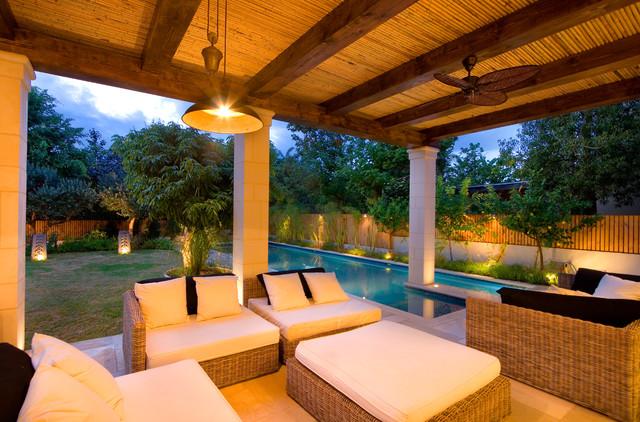 Porch Mediterranean Porch Other By Elad Gonen