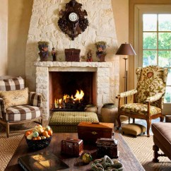 Bergere Chairs For Sale Staples Chair Mats Hardwood Floors Den - Rustic Family Room Dallas By Chambers Interiors & Associates, Inc.