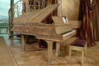 vegas penthouse - Traditional - Living Room - Las Vegas ...