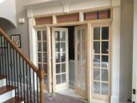 French Door Installation (Office) - Contemporary - Home ...