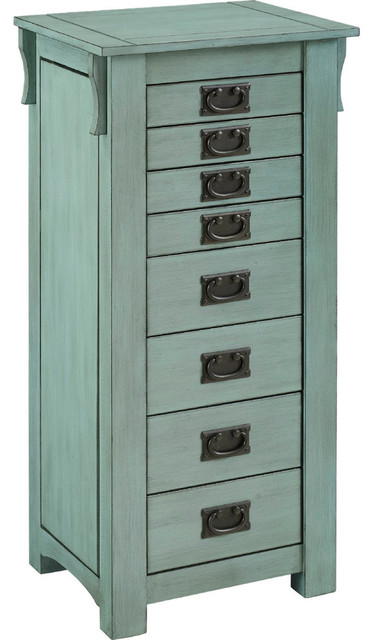 Farmhouse Jewelry Armoire : farmhouse, jewelry, armoire, Veneer, Jewelry, Farmhouse, Armoires, Outlet