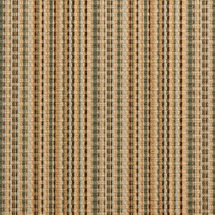 Fabrics For Chairs Striped Office Desk Chair With Ottoman Green Gold And Light Blue Woven Faux Silk Upholstery Fabric By The Yard Traditional Palazzo