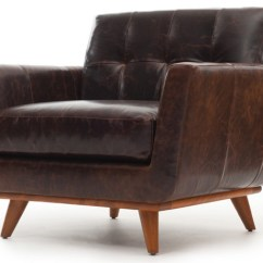Leather Chair Modern Cracker Barrel Rocking Reviews Nixon Armchairs And Accent Chairs By Thrive Home Furnishings