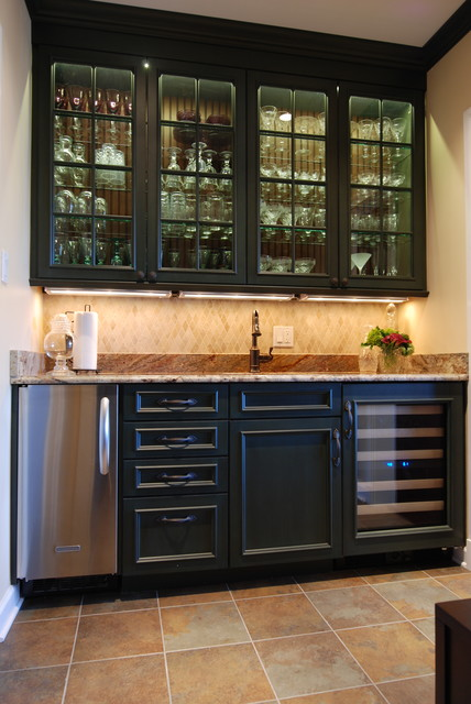 Northbrook Butlers Pantry  Kitchen  chicago  by