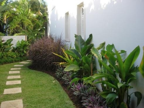 Villa Garden Ideas