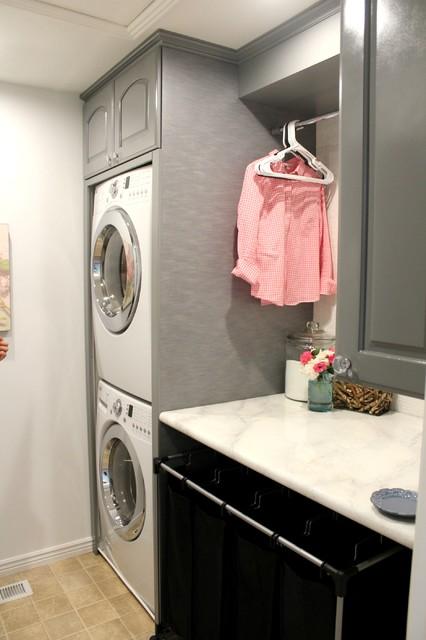 Laundry Room  Transitional  Salt Lake City