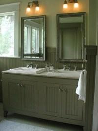 CUSTOM VANITY & MEDICINE CABINETS - Traditional - Bathroom ...
