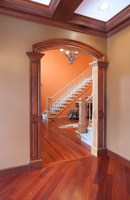 Arched Doorway  Interior Doors  cleveland  by Keim Lumber Company
