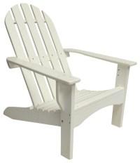 Poly Adirondack Chair Casual Design - Contemporary ...