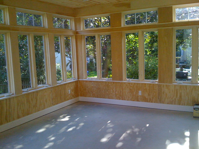 standing lights for living room painting off white sunroom addition - traditional porch philadelphia by ...