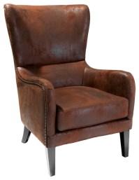 Clarkson Wingback Armchair