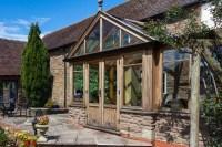 Rustic Farmhouse - Rustic - Sunroom - West Midlands - by ...