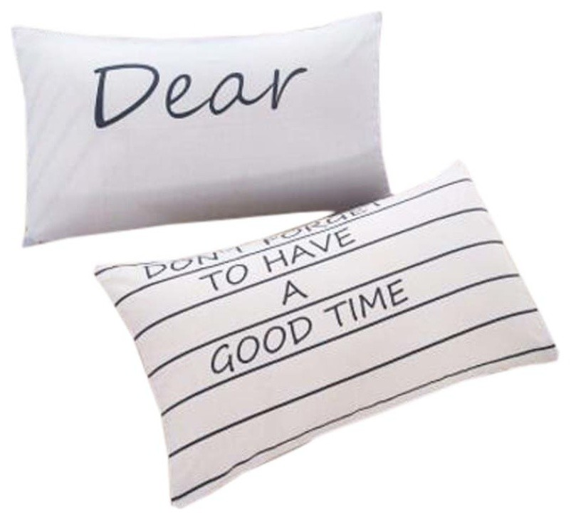 luxury cute pillow covers elegant comfort pillow cases 2 pack