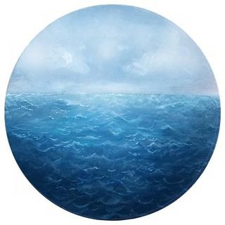 The Sea (Original) by Natalie Pujols