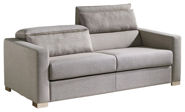 contemporary fabric sofas buy cheap sofa sets online india divani casa norfolk modern gray bed sleeper by miami furniture