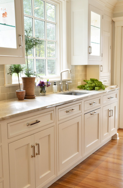 Stanwich Road Traditional Kitchen New York By