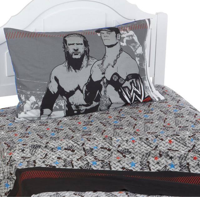 wwe wrestling sheets john